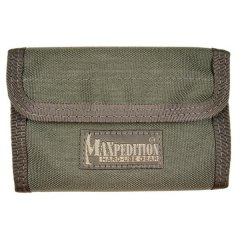 Кошелек Maxpedition Spartan Wallet Foliage Green (229F)